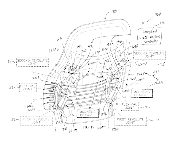 Automotive Seating Patents