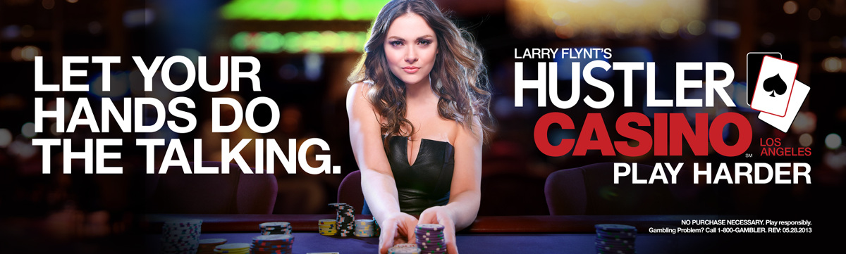Poker girl hustler